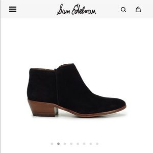 Sam Edelman Pretty Chelsea Ankle Booties
